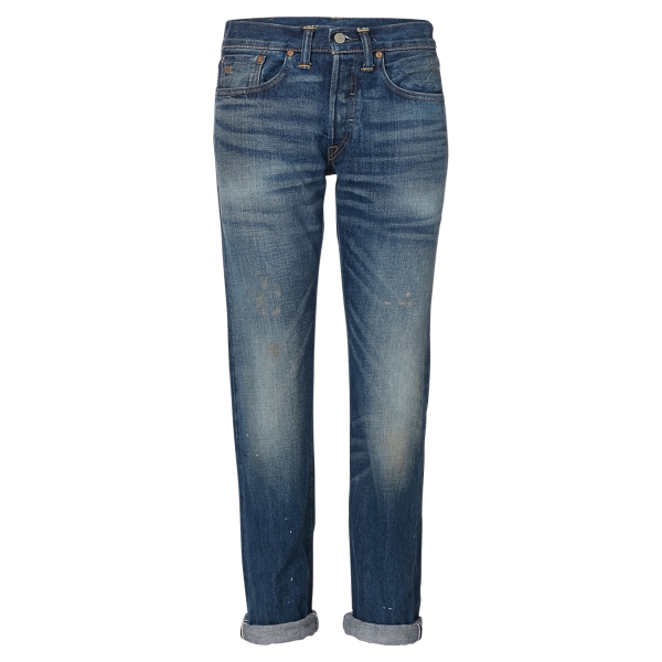 Ralph Lauren 872 Straight Fit Jean Denim 26