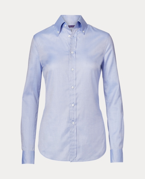 Cameron Cotton Oxford Shirt