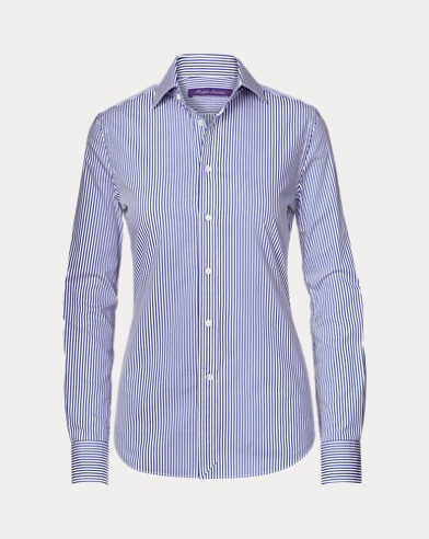 Charmain Striped Shirt