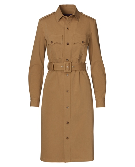 Livingston Safari Shirtdress