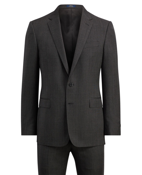Connery Wool Twill Suit