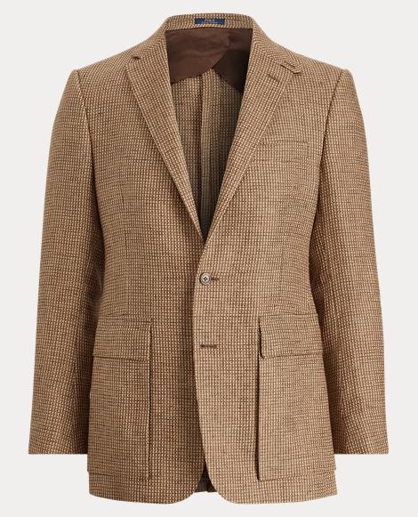 Connery Linen Suit Jacket