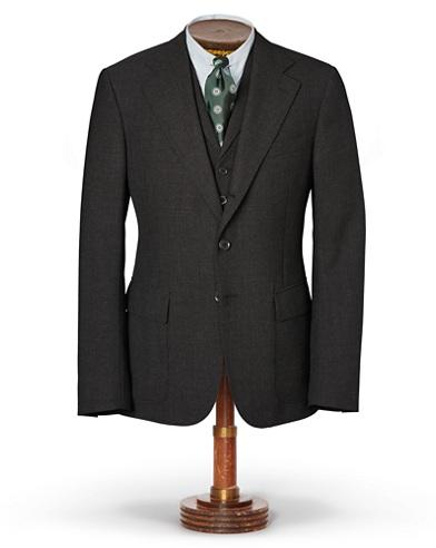 Merino Wool Suit Jacket