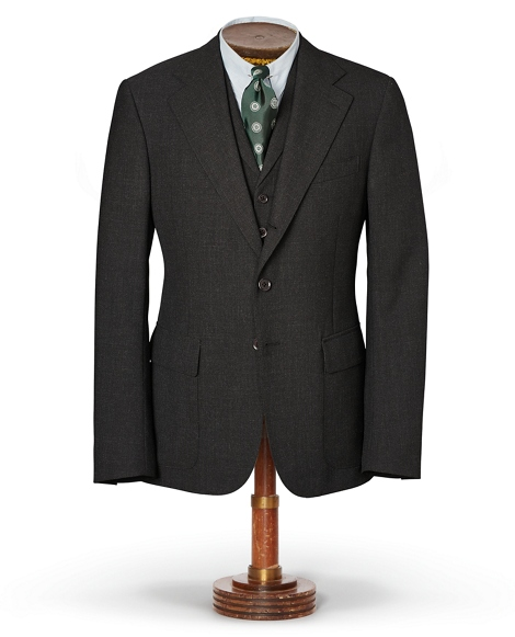 Merino Wool Suit Jacket