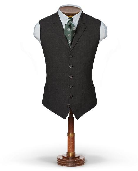 Classic Merino Wool Vest