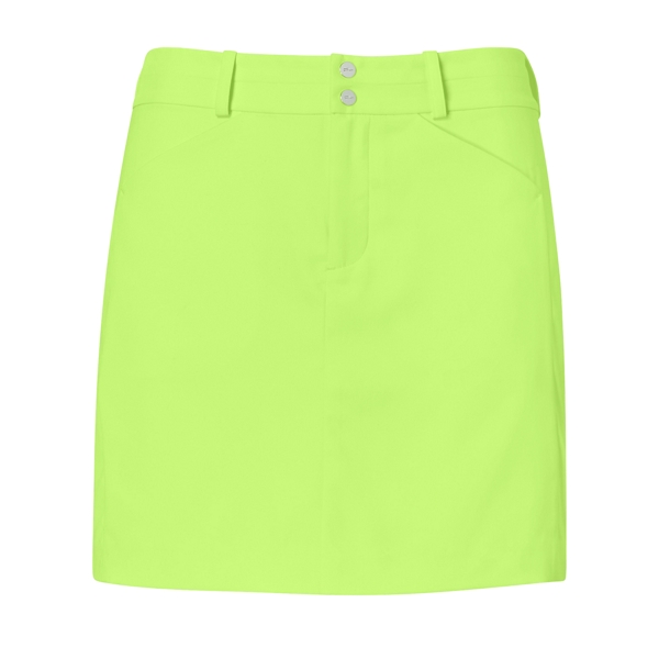 Ralph Lauren Moisture-Wicking Skort Blaze Ultra Lime 2