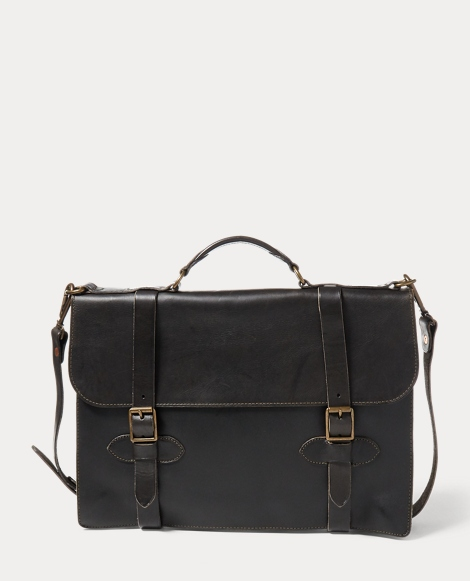 Leather Corbin Briefcase
