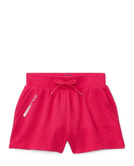 French Terry Pull-On Short
