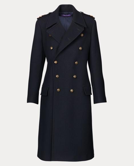 Bennett Wool-Cashmere Coat