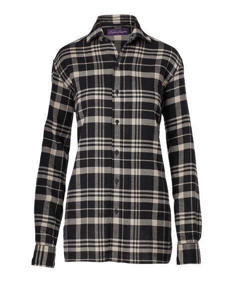 Cooper Wool-Cashmere Shirt
