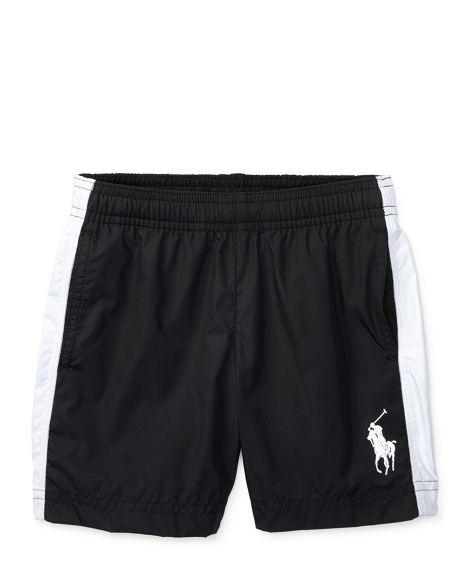 Pieced Athletic Short