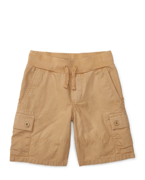 Cotton Ripstop Utility Short