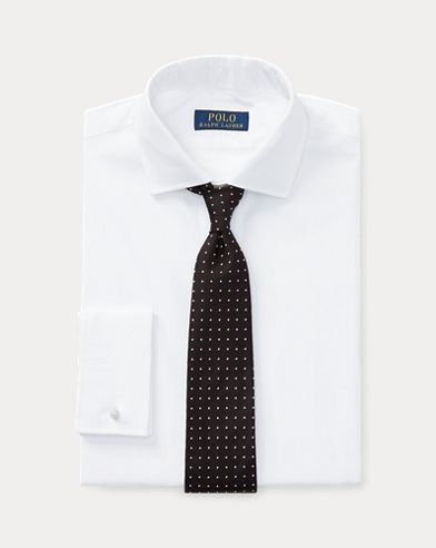 Men 39 s dress shirts in slim fit and classic styles ralph for Dress shirt no pocket