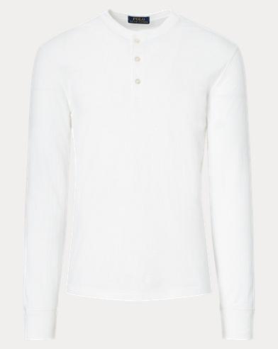 Custom Fit Cotton Henley