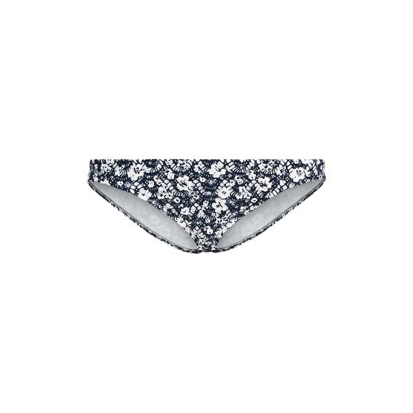 Ralph Lauren Crocheted Floral Hipster Nvy Xs