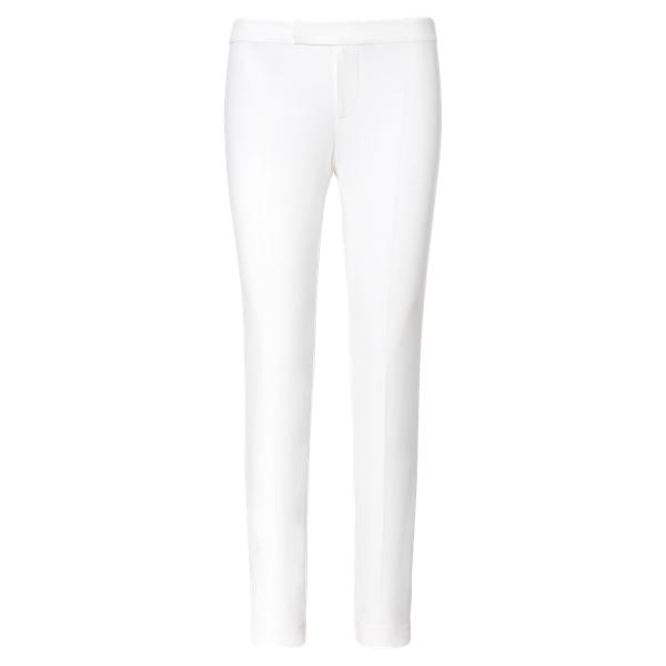 Ralph Lauren Stretch Twill Skinny Pant White 18