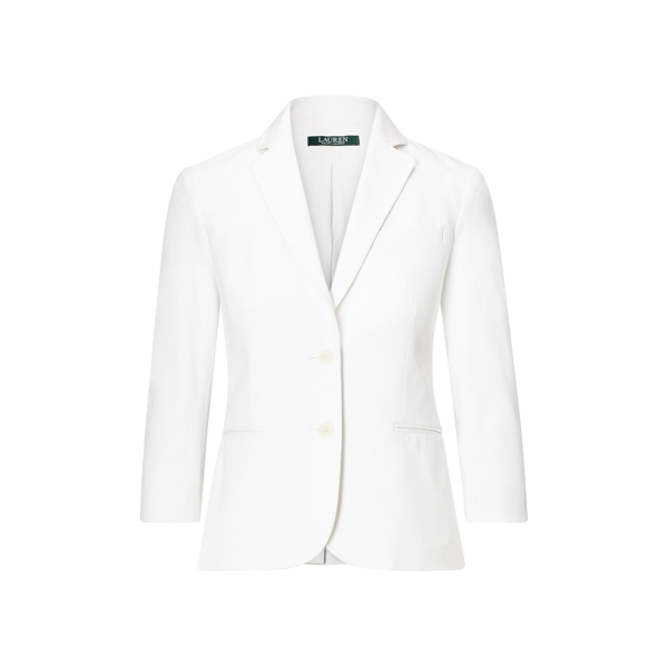 Ralph Lauren Stretch Cotton Twill Jacket White 4P