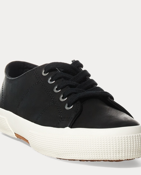 Jolie Leather Sneaker
