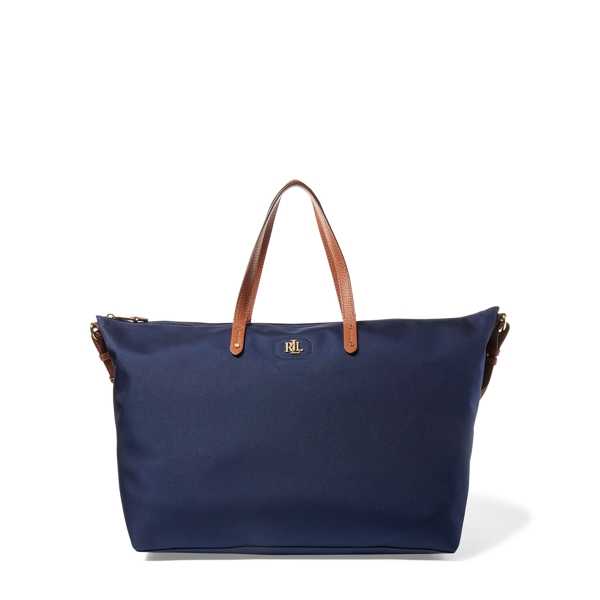 Ralph Lauren Nylon Darlene Duffel Bag Navy One Size