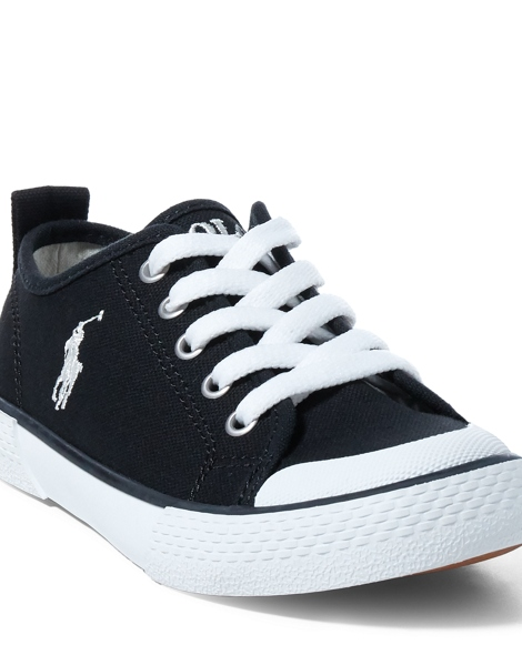 Camden Canvas Low-Top Sneaker