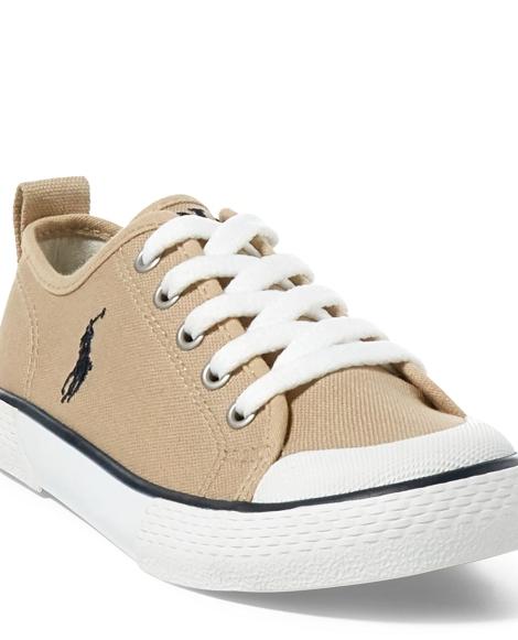 Camden Canvas Low-Top Sneaker