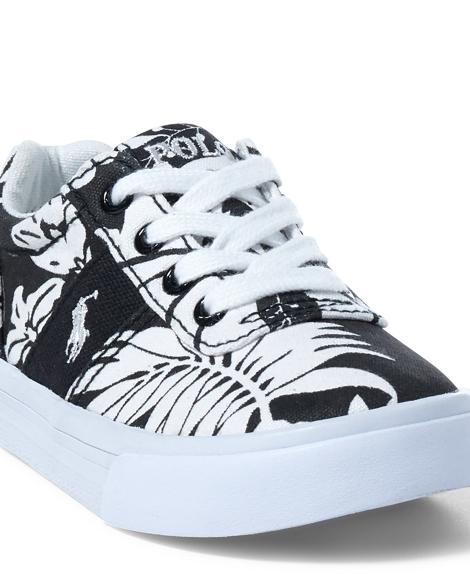 Hanford Canvas Low-Top Sneaker