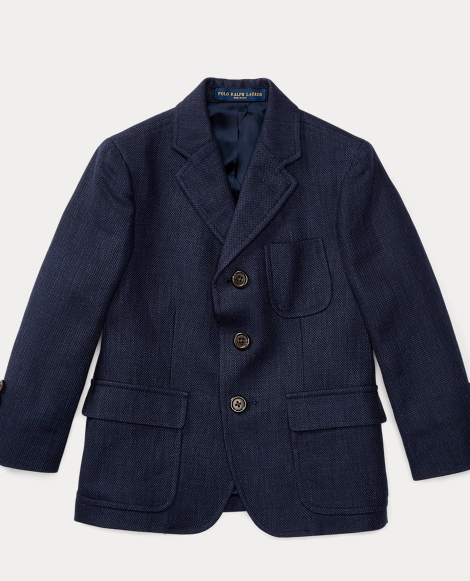 Princeton Linen Jacket