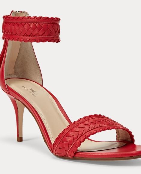 Ramira Leather Sandal