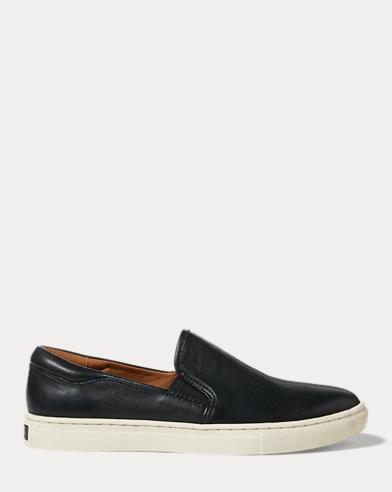 Drea Nappa Slip-On Sneaker