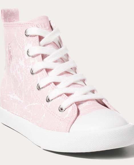 Hamptyn High-Top Sneaker