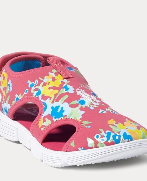 Floral Neoprene Sandal