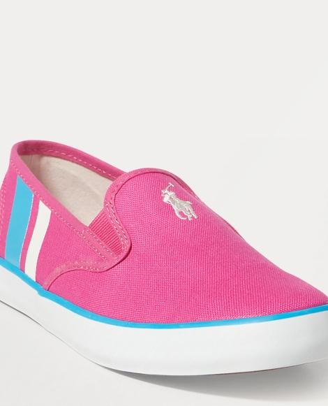 Piper Canvas Slip-On Sneaker
