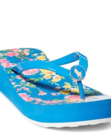 Borolla Wedge Sandal