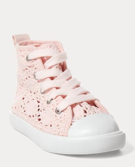 Hamptyn Crocheted Sneaker