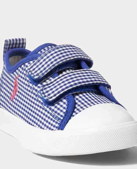 Hamptyn Gingham EZ Sneaker
