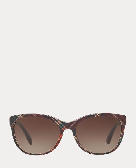 Tartan Butterfly Sunglasses
