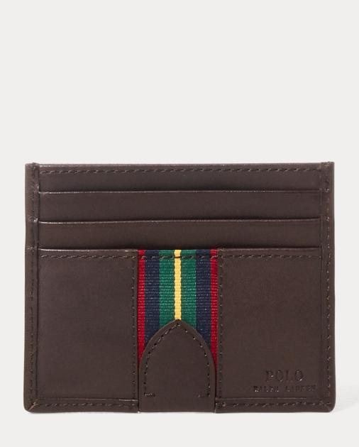 produt-image-1.0. Men Accessories Wallets & Small Accessories Grosgrain-Stripe  Card Case. Polo Ralph Lauren