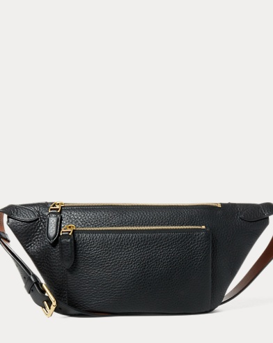 Grain Calfskin Belt Bag