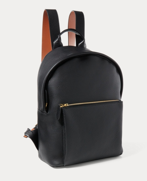 Tumbled Calfskin Backpack