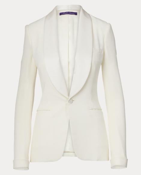 Sawyer Silk Tuxedo Jacket