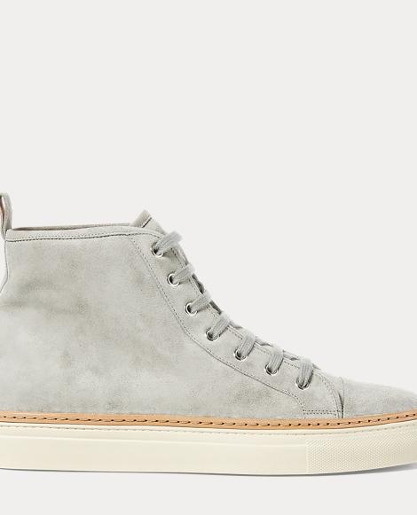Jeromy II Suede Sneaker