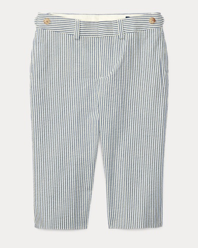 Cotton Seersucker Pant