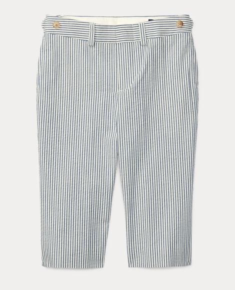 Cotton Seersucker Pant