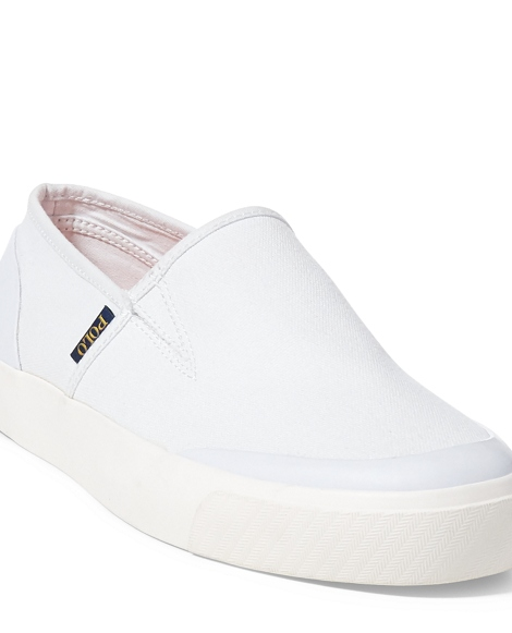 Itford Canvas Slip-On Sneaker