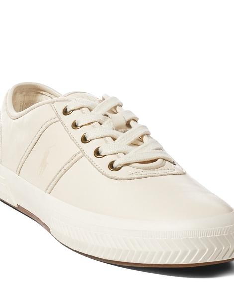 Tyrian Nappa Low-Top Sneaker