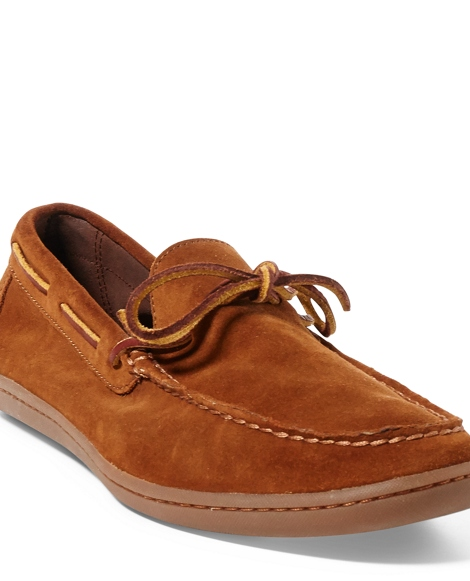 Kalworth Suede Moccasin