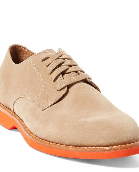 Cartland Suede Buck Shoe