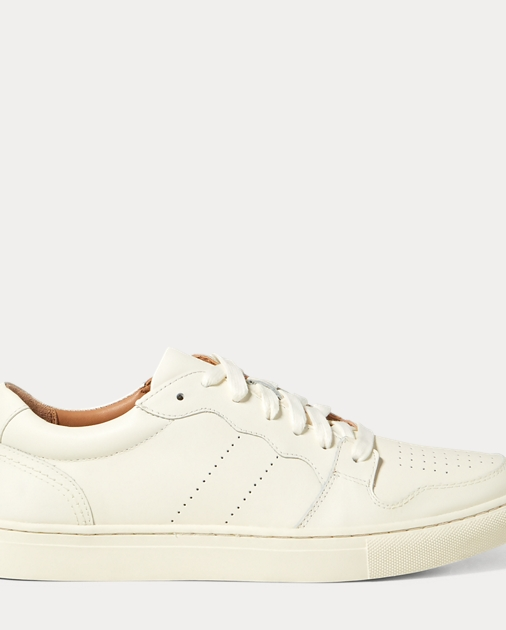 Jeston Calfskin Sneaker by Ralph Lauren