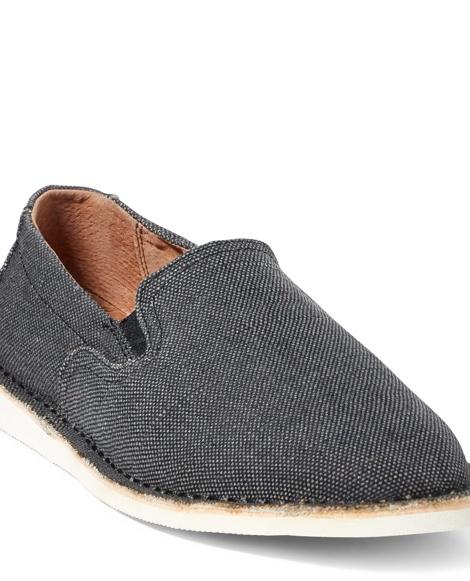 Bardene Burlap Slip-On Sneaker