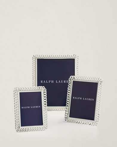 Blake Silver-Plated Frame